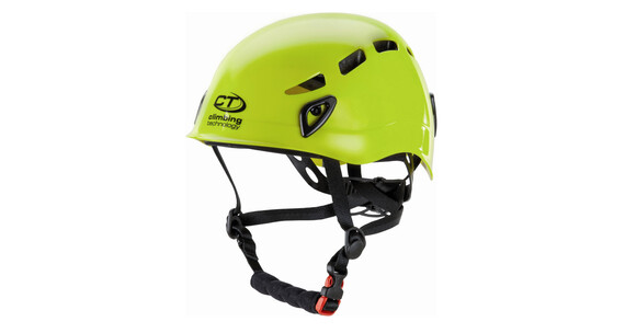 Climbing Technology Eclipse Helmet green